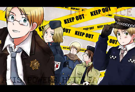 I really like Hetalia but from just recently, a lot of people have been saying that Hetalia was the worst anime created. I'm sorry but I stand my ground and I upendo it :)