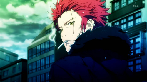 Mikoto Suoh from K.