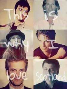 Scotland Boys!