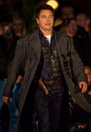 Love Captain Jack outfit.