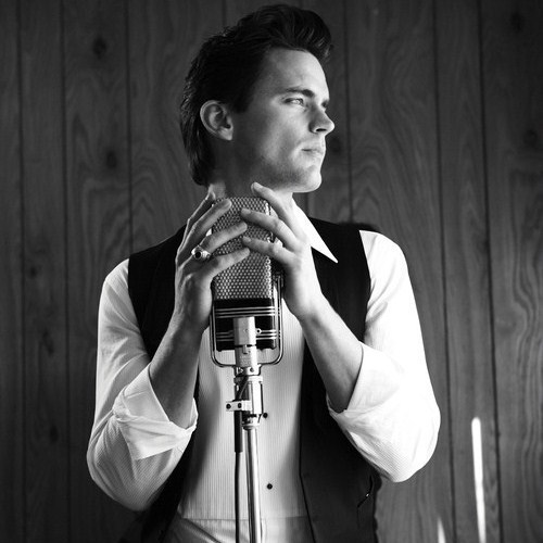 Elvis is alive - and goes por the name of Matt Bomer (photoshoot for GQ) <33333