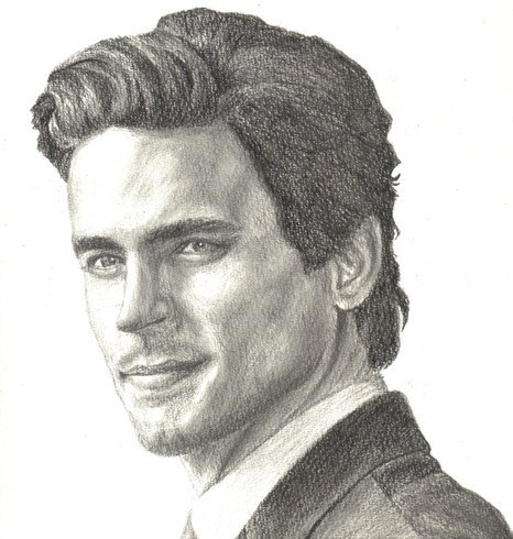 beautiful drawing of Matt (not bởi me) <33333