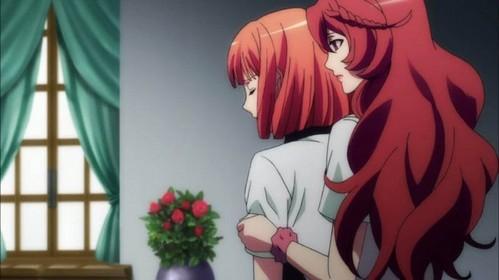 Haruka and Tomo from Uta no Prince-sama.