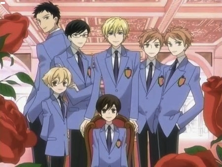 The Ouran Gang :)