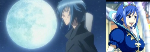 Juvia from Fairy Tail, and Ikuto from shugo chara .. I have a lot más but I think I shud give other people chances.. :)