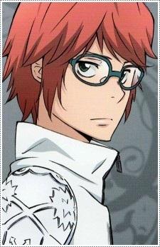 Shoichi Irie from Reborn!