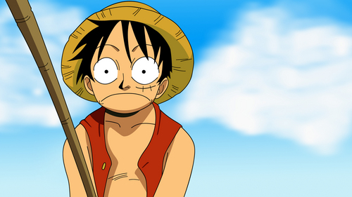 Monkey.D.Luffy (One Piece)