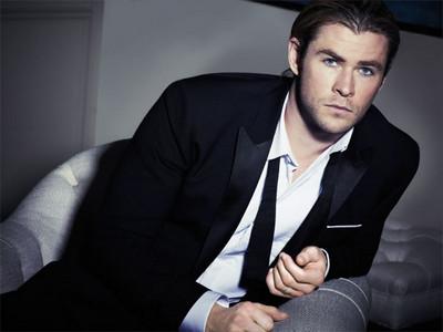 looking damn fine,Mr.Hottie Hemsworth<3