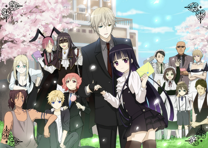 inuxbokuss. It's cool and funny. I think the nuance is like ouran high school club and fruits basket.