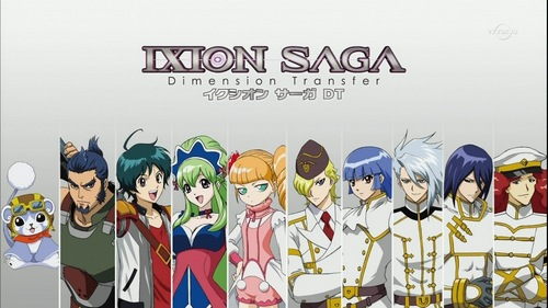 Ixion Saga DT: didn't like the plot but I liked some of the characters like Mariandale, Ecarlate, KT, Pet and Erec.