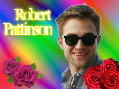 my Rob rainbow<3