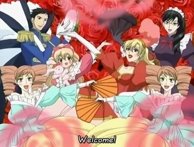 The Ouran High School Host Club (Can´t believe this one hasn´t been posted). I always burst laughing at this scene.