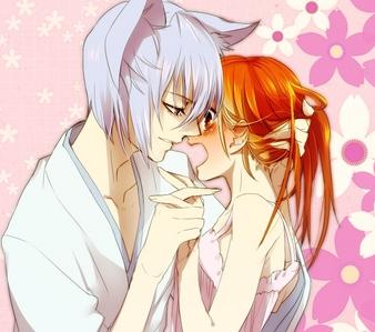 Tomoe and Namami <333