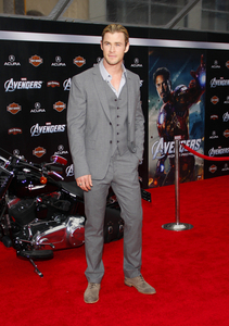 very cool shoes,Thor...I mean Chris<3