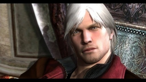 Dante sparda form devil may cry 4 , meow rawrr ! <3