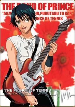 "Ryoma Echizen from Prince of tenis : ""Mada Mada Dane!"" (You still have lots más to work on!)..."
