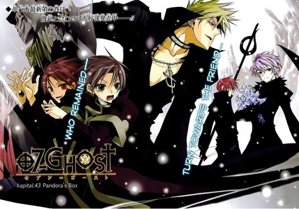 1, teito klein (07 ghost) see pic 2,labrador (07 ghost) 3,Frau, 07 ghost actually all 07 guys are parte superior, arriba 1