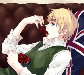 I know he's been posted,but who cares???!!! ENGLAND FROM HETALIA!!!!!<33333