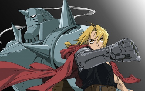 Edward elcir and Al From FMA