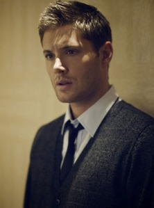 Jensen is gorgeous in this outfit