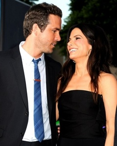 Ryan Reynolds & Sandra Bullock. Loved them in The Proposal!