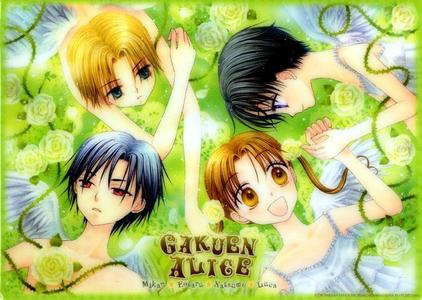 Gakuen Alice! -i want it to continue and make season 2 DX