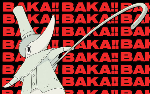 """Baka!!"" - Excalibur"