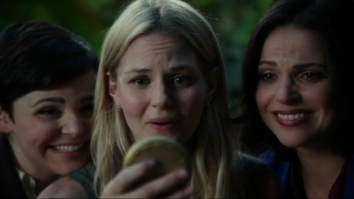 Regina and Emma! their interaction is priceless :D