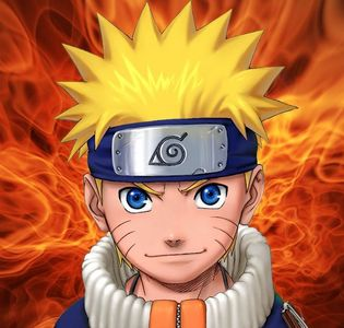 naruto Uzumaki from Naruto; precisely why I adore him so much. x)