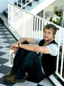 Chris Hemsworth my Australian hottie<3