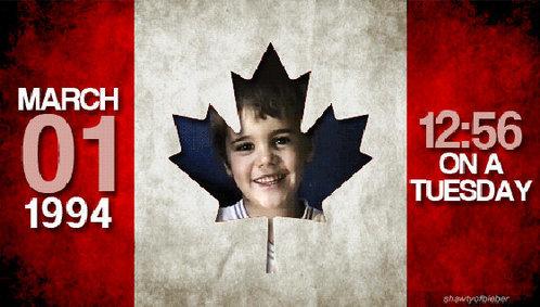My Canadian JB!