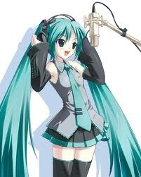Either Puzzle bởi Hatsune Miku hoặc World's End Dancehall bởi Miku(I know bạn would say Luka's in it too but believe me. It's on iTunes and it đã đưa ý kiến World's End Dancehall(Feat. Hatsune Miku) Weird right? hoặc maybe the song I don't care who, someone go out with me bởi Kagamine Len. That song made me crack up.