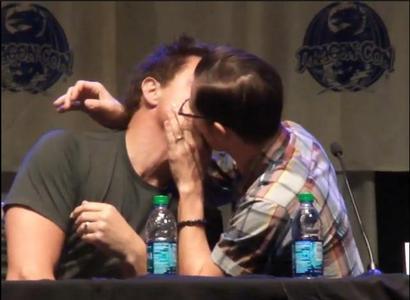 I प्यार unexpected kisses xD