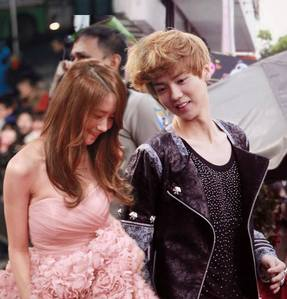 Luhan and yoona dating lee