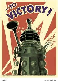I'm gona be a Dalek... Whovian and proud!!!