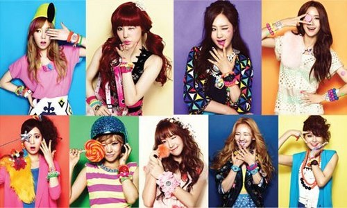 10 > All My Love is For You 9 > Baby Baby 8 > Run Devil Run 7 > Genie 6 > The Boys 6 > i Got a Boy 5 > Girls Generation 4 > Twinkle 3 > Day By Day 2 > Etude 1 > Into the new world