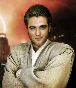 my handsome Rob Jedi knight<3