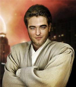 my handsome Rob Jedi knight<3