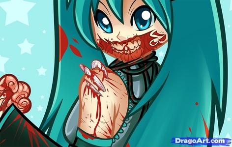 Zombie Miku♥