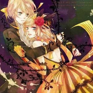 Len is the Servant of Evil :3 I know it's not an anime but I hope it counts :)