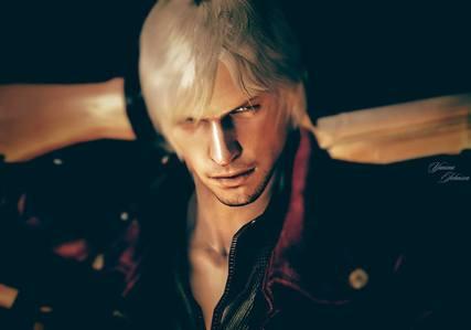 sexy sexy Dante Sparda <3