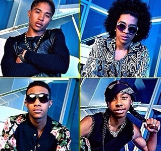 Okay Prod left the group and isn't coming back. Long story short he wanted to go in his own path. Kay...okay! He has been replaced by Elijah (on the bottom left 💛💎💛💎) it's unfortunate that Prod left but on the bright side he has his time to shine.  So yeah......