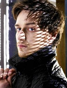 James McAvoy!