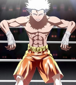 lobo from Blood Lad is a sore loser and a sore winner. He just gets pissed if he loses and unsatisfied if he wins. Can't accept a win o a loss, yet fights anyways.