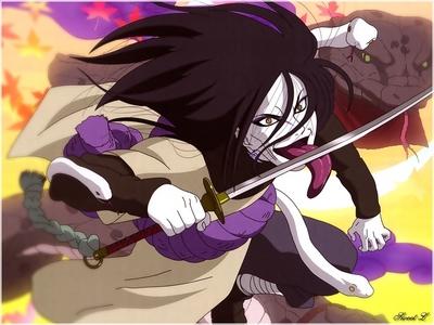 Orochimaru (Naruto Shippuden)