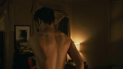 look at that sexy back<3