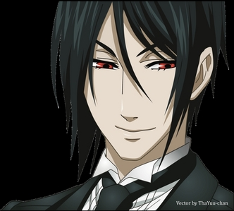 I have to say Sebastian from Black Butler. *Blushes* I was 12 when I fell in প্রণয় with him. (Don't ask me why I like him because I don't know.)
