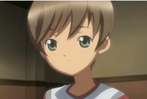 Shota! o Shouta! o however tu spell it! He's in one episode of Shugo Chara with Kuuta.