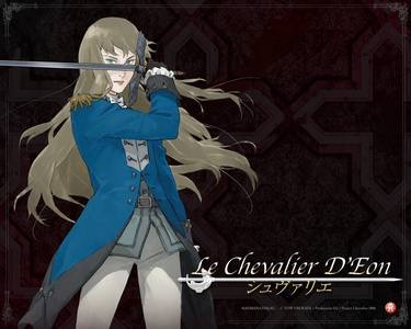 Le Chevalier D'Eon is loosely based on the true story of French Spy / Crossdresser, D'Eon de Beaumont.