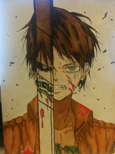 Just go on my deviant art : http://animegurl235.deviantart.com/ I draw a lot... But here's a small sample LOL